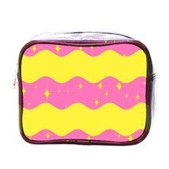 Glimra Gender Flags Star Space Mini Toiletries Bags