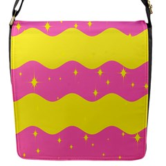 Glimra Gender Flags Star Space Flap Messenger Bag (s) by Mariart