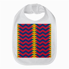 Lllustration Geometric Red Blue Yellow Chevron Wave Line Amazon Fire Phone by Mariart