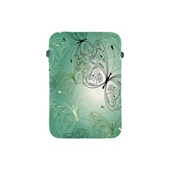 Glass Splashback Abstract Pattern Butterfly Apple Ipad Mini Protective Soft Cases by Mariart