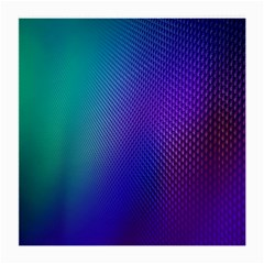 Galaxy Blue Purple Medium Glasses Cloth (2-side) by Mariart