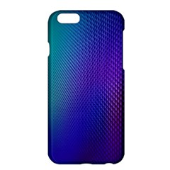 Galaxy Blue Purple Apple Iphone 6 Plus/6s Plus Hardshell Case by Mariart