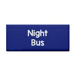 Night Bus New Blue Cosmetic Storage Cases