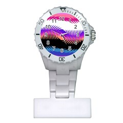 Mutare Mutaregender Flags Plastic Nurses Watch by Mariart