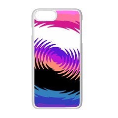 Mutare Mutaregender Flags Apple Iphone 7 Plus White Seamless Case by Mariart