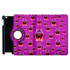 A Cartoon Named Okey Want Friends And Freedom Apple Ipad 3/4 Flip 360 Case by pepitasart