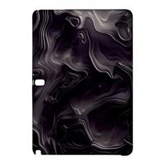 Map Curves Dark Samsung Galaxy Tab Pro 10 1 Hardshell Case by Mariart