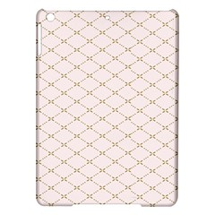 Plaid Star Flower Iron Ipad Air Hardshell Cases by Mariart