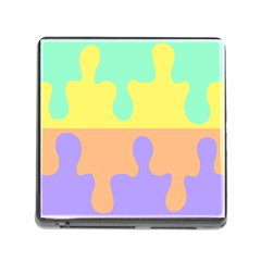 Puzzle Gender Memory Card Reader (square) by Mariart