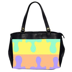 Puzzle Gender Office Handbags (2 Sides)