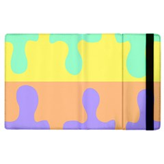 Puzzle Gender Apple Ipad 2 Flip Case by Mariart