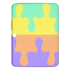 Puzzle Gender Samsung Galaxy Tab 3 (10 1 ) P5200 Hardshell Case  by Mariart