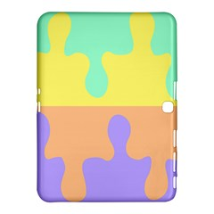 Puzzle Gender Samsung Galaxy Tab 4 (10 1 ) Hardshell Case  by Mariart