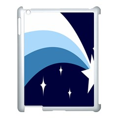 Star Gender Flags Apple Ipad 3/4 Case (white) by Mariart