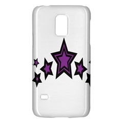 Star Purple Space Galaxy S5 Mini by Mariart