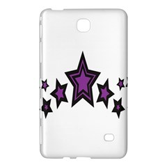 Star Purple Space Samsung Galaxy Tab 4 (7 ) Hardshell Case  by Mariart