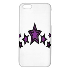 Star Purple Space Iphone 6 Plus/6s Plus Tpu Case by Mariart