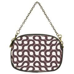 Seamless Geometric Circle Chain Purses (two Sides)
