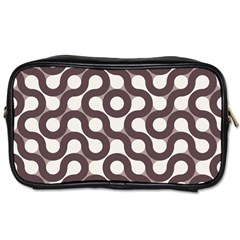 Seamless Geometric Circle Toiletries Bags by Mariart