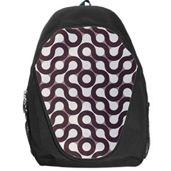 Seamless Geometric Circle Backpack Bag by Mariart