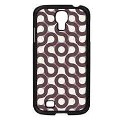 Seamless Geometric Circle Samsung Galaxy S4 I9500/ I9505 Case (black) by Mariart