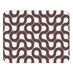 Seamless Geometric Circle Double Sided Flano Blanket (large)  by Mariart