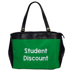 Student Discound Sale Green Office Handbags by Mariart