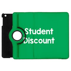 Student Discound Sale Green Apple Ipad Mini Flip 360 Case by Mariart