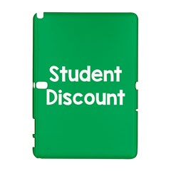 Student Discound Sale Green Galaxy Note 1 by Mariart