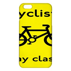 Stay Classy Bike Cyclists Sport Iphone 6 Plus/6s Plus Tpu Case by Mariart