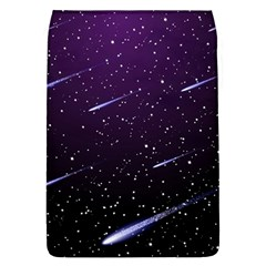 Starry Night Sky Meteor Stock Vectors Clipart Illustrations Flap Covers (l)