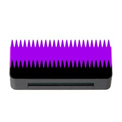 Sychnogender Techno Genderfluid Flags Wave Waves Chevron Memory Card Reader With Cf by Mariart