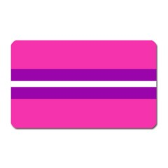 Transgender Flags Magnet (rectangular) by Mariart