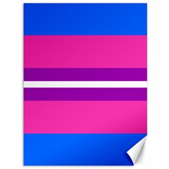 Transgender Flags Canvas 36  X 48   by Mariart