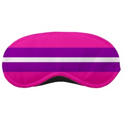 Transgender Flags Sleeping Masks by Mariart