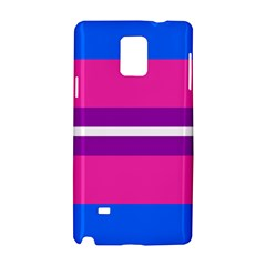 Transgender Flags Samsung Galaxy Note 4 Hardshell Case by Mariart