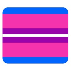 Transgender Flags Double Sided Flano Blanket (small)  by Mariart