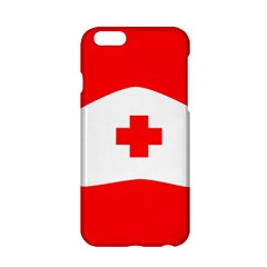 Tabla Laboral Sign Red White Apple Iphone 6/6s Hardshell Case by Mariart