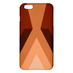 Volcano Lava Gender Magma Flags Line Brown Iphone 6 Plus/6s Plus Tpu Case by Mariart