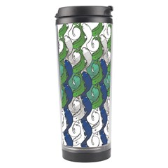 Rainbow Fish Travel Tumbler by Mariart