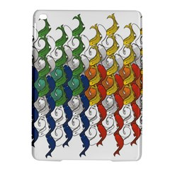 Rainbow Fish Ipad Air 2 Hardshell Cases