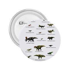 Dinosaurs Names 2 25  Buttons by Valentinaart