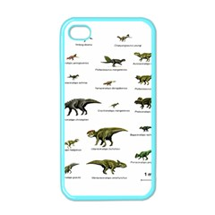 Dinosaurs Names Apple Iphone 4 Case (color) by Valentinaart