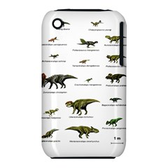 Dinosaurs Names Iphone 3s/3gs