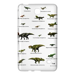 Dinosaurs Names Samsung Galaxy Tab 4 (7 ) Hardshell Case  by Valentinaart