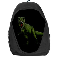 Dinosaurs T Rex Backpack Bag by Valentinaart