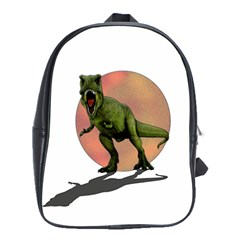 Dinosaurs T Rex School Bags(large)