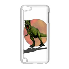 Dinosaurs T Rex Apple Ipod Touch 5 Case (white) by Valentinaart