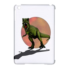 Dinosaurs T Rex Apple Ipad Mini Hardshell Case (compatible With Smart Cover) by Valentinaart