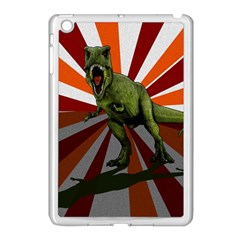 Dinosaurs T Rex Apple Ipad Mini Case (white)